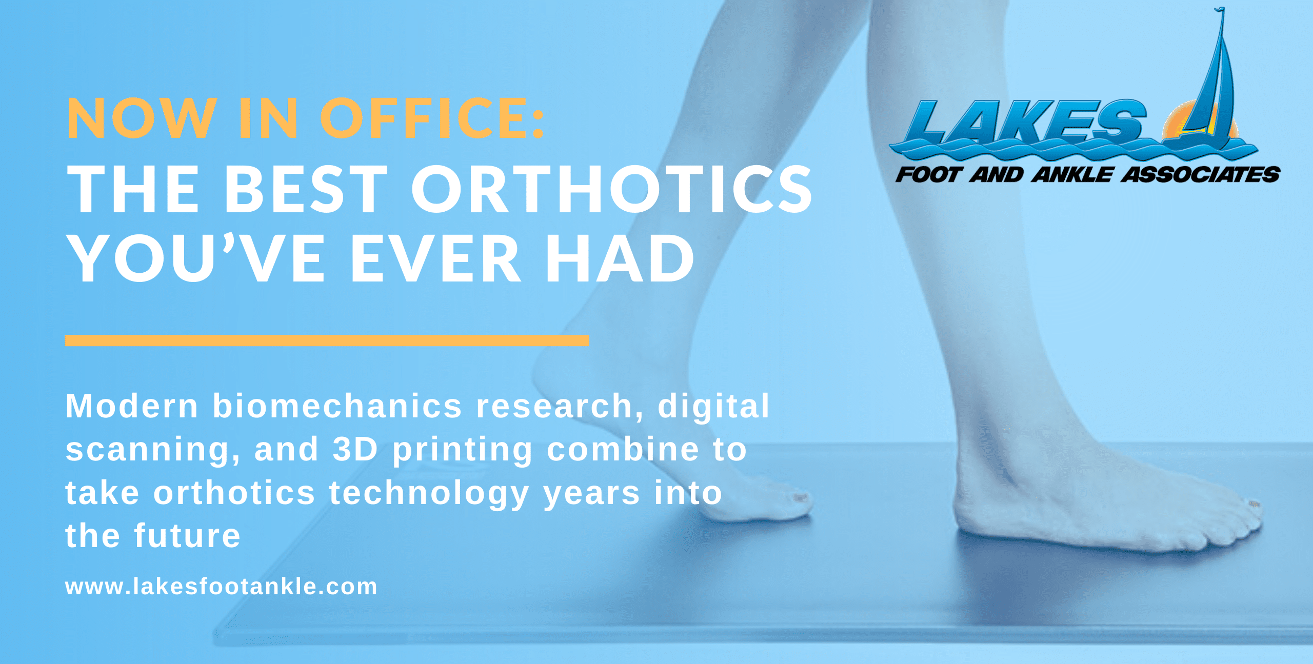 The Best Orthotics You've Ever Had